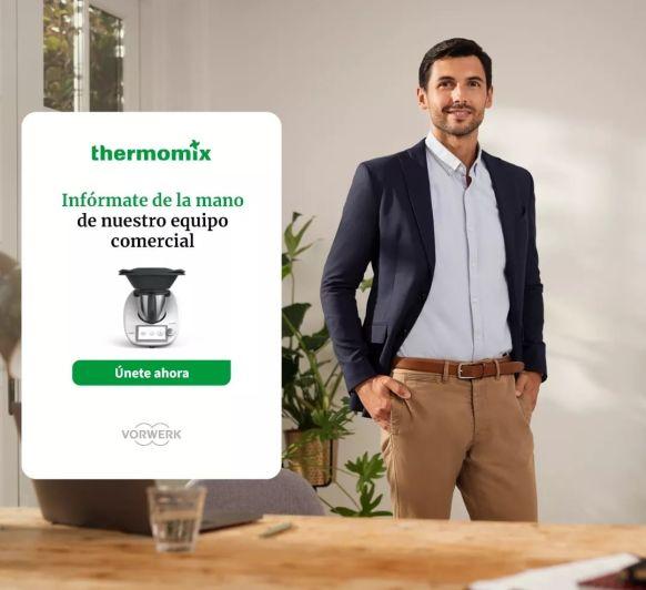 Consigue un Thermomix® y trabaja con nosotros