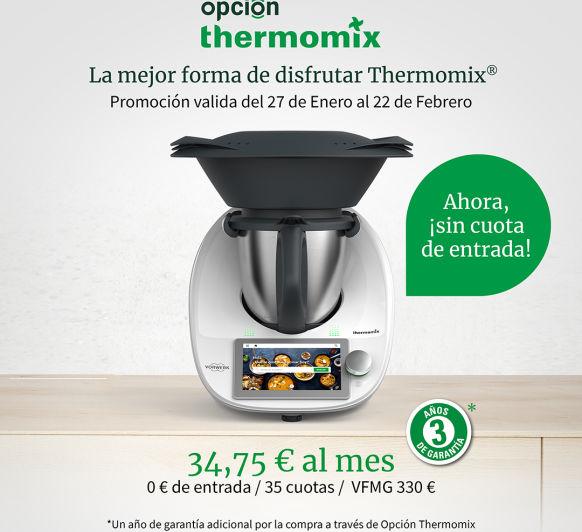 La mejor forma de tener tu Thermomix® ️