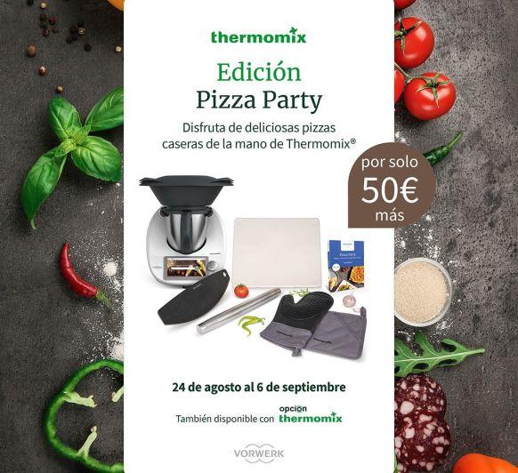 Edición PIZZA PARTY Thermomix®