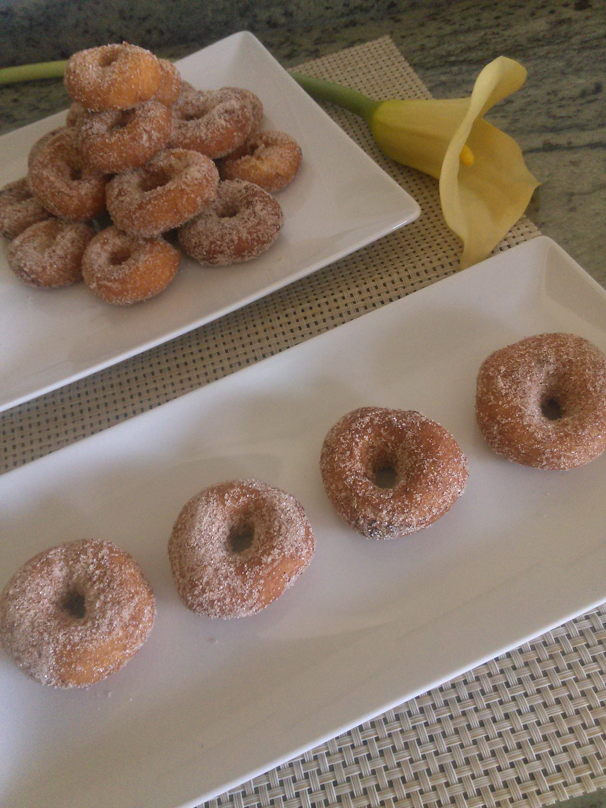 Roscos Fritos con Thermomix®