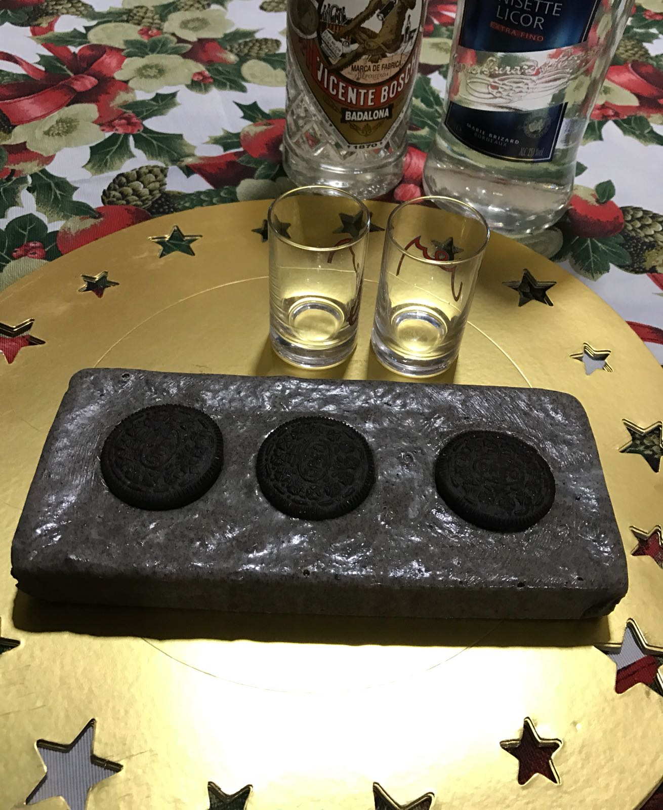 Fudge de Oreo con Thermomix®