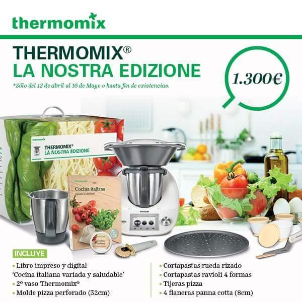 Thermomix® ...La nostra edizione.