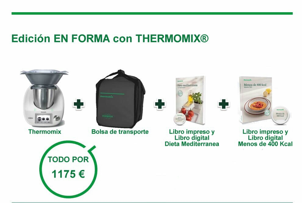 Edición : En forma con Thermomix® ...