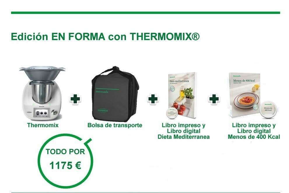 EDICIÓN ENFORMA CON Thermomix®