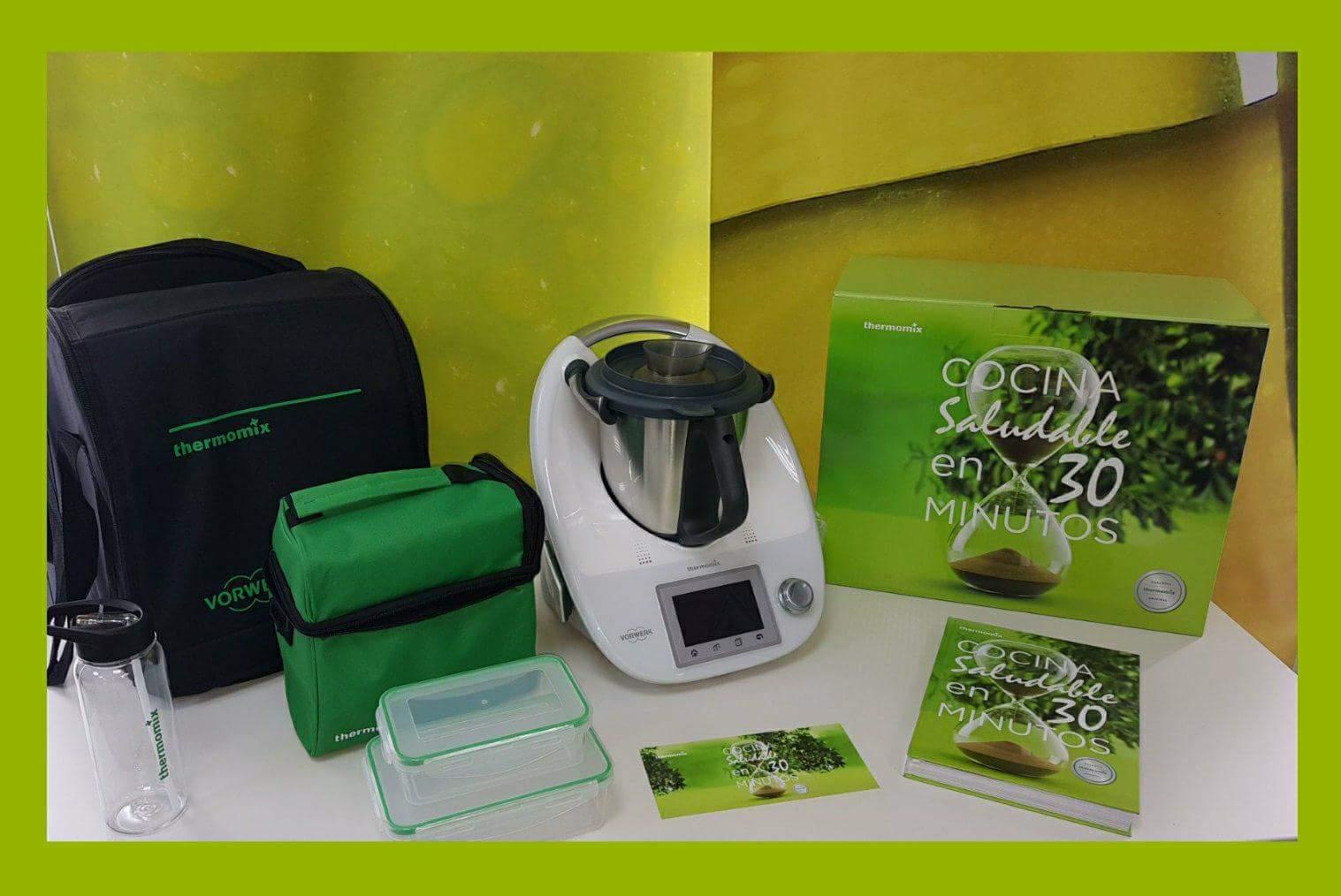 Edici n comida saludable en 30 minutos con 0 interes for Cocina saludable en 30 minutos thermomix