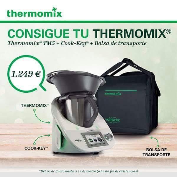 LANZAMIENTO COOK-KEY CON Thermomix® TM5