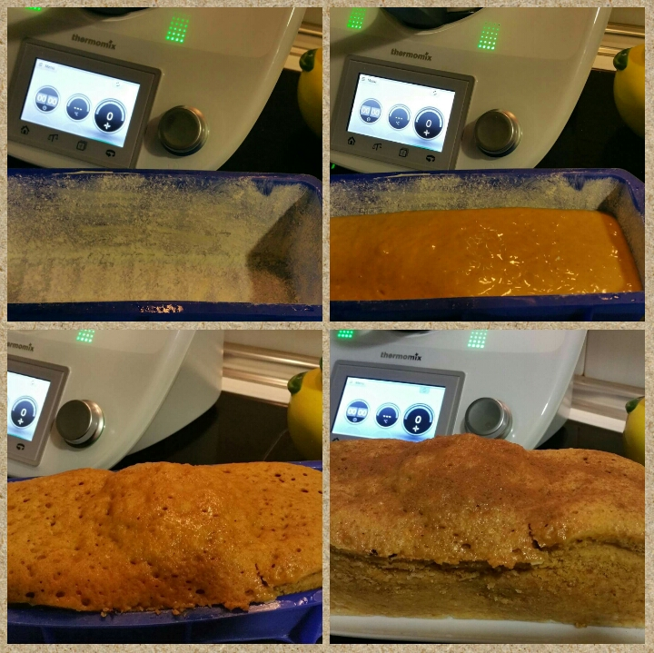 BIZCOCHO DE NATILLAS CON Thermomix®