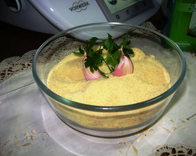 Pan rallado con ajo y perejil (Básico de Thermomix® )
