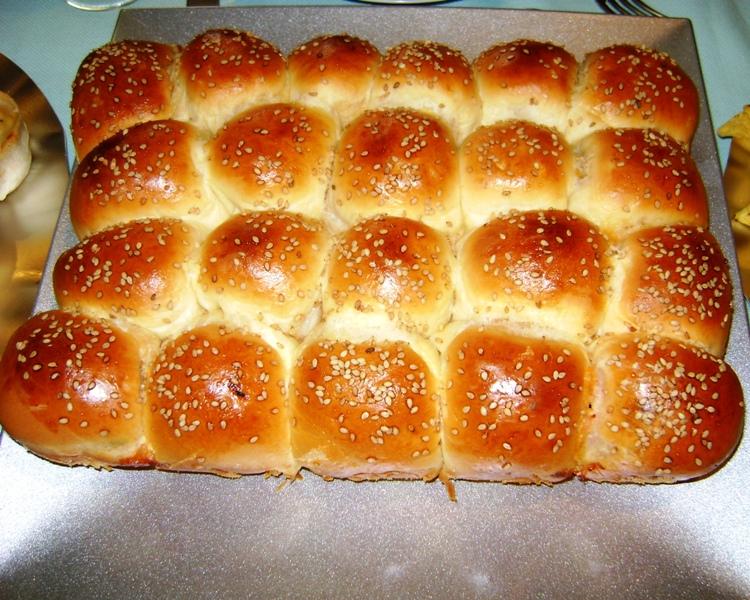 Pan de picnic de sabores