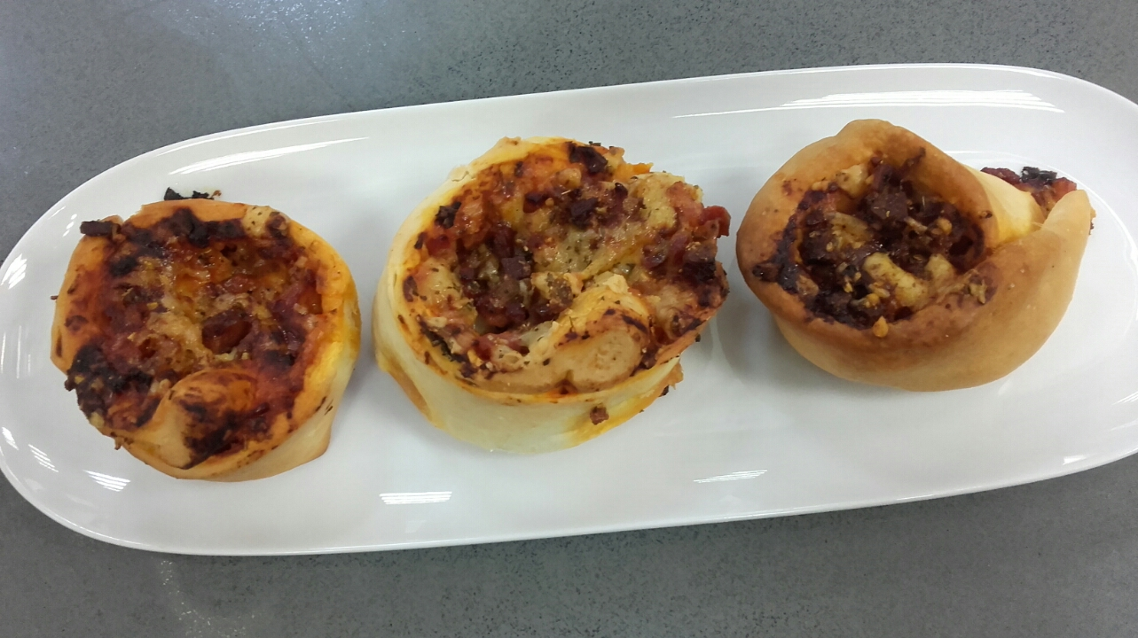 Rollerpizza con Thermomix®
