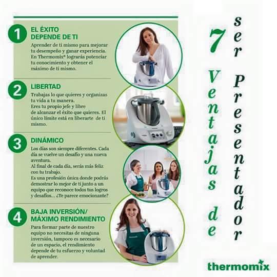 Quieres un Thermomix® gratis? Infórmate en mi blog