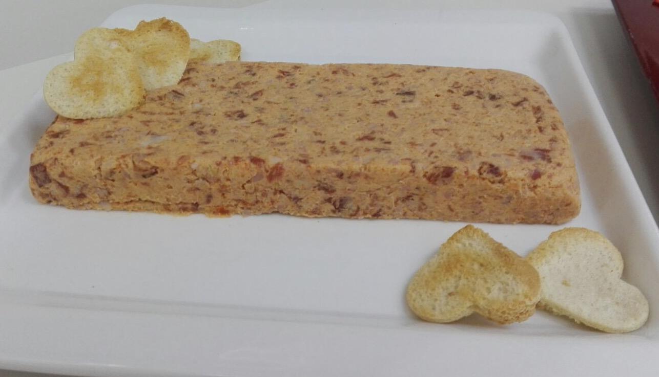 Paté de jamón con Thermomix®