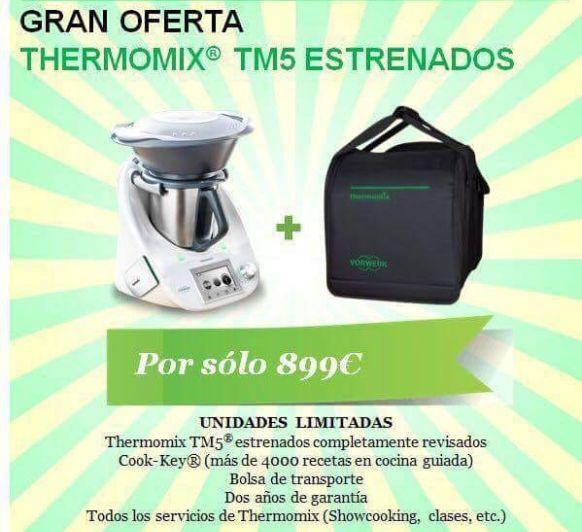 GRAN OFERTA Thermomix® TM5