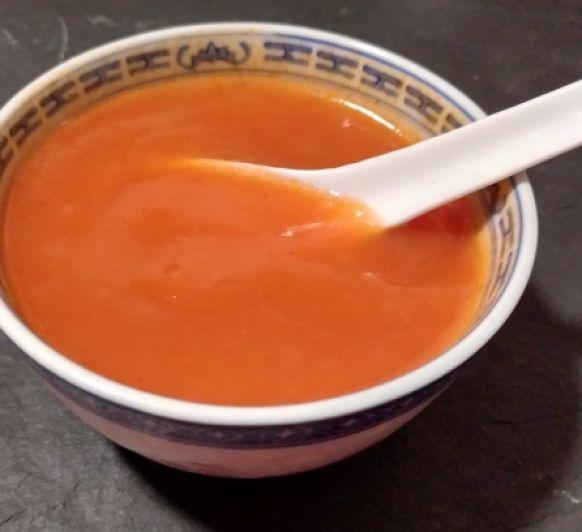 Salsa agridulce con Thermomix®