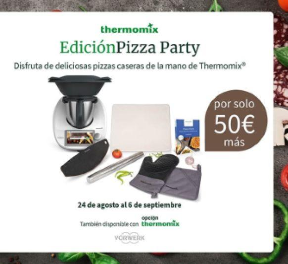EDICIÓN PIZZA PARTY Thermomix® TM6