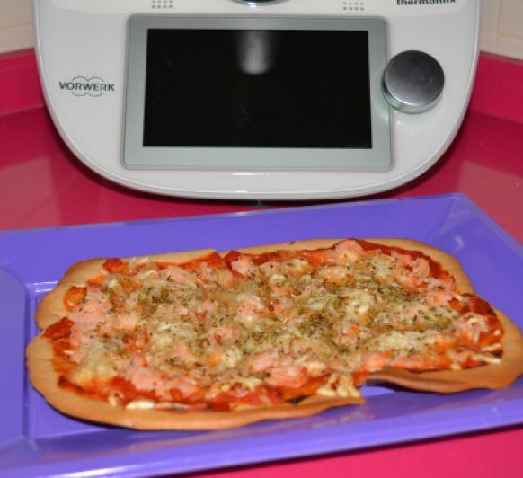 MASA DE PIZZA SIN GLÚTEN Y SIN LECHE