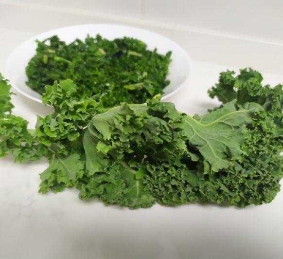 Kale salteado con Thermomix®