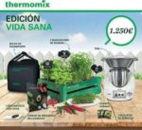 3° ANIVERSARIO DE Thermomix® TM5 ''VIDA SANA''