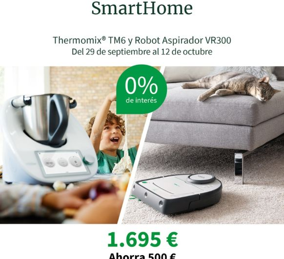 "PROMOCIÓN EXPRESS ""SMART HOME"""