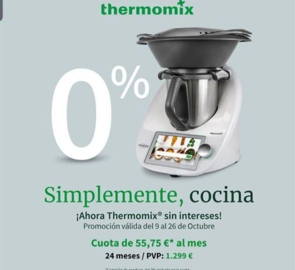 TU Thermomix® TM6 AL 0%