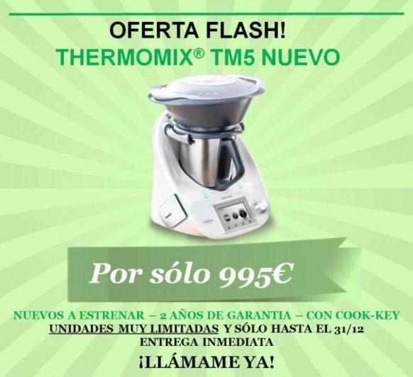 Thermomix® 5 Por sólo 995e