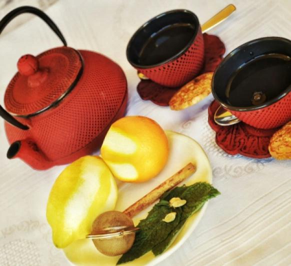 Cómo preparar té en Thermomix®