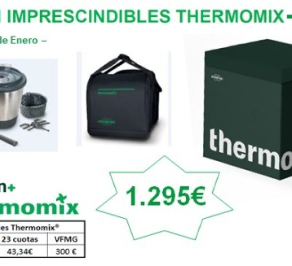 EDICIÓN IMPRESCINDIBLE Thermomix®