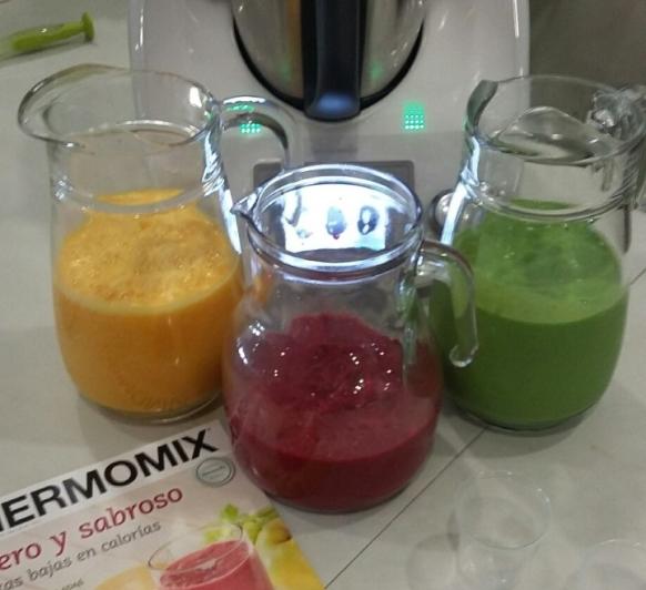 Smoothies y zumos naturales con Thermomix®