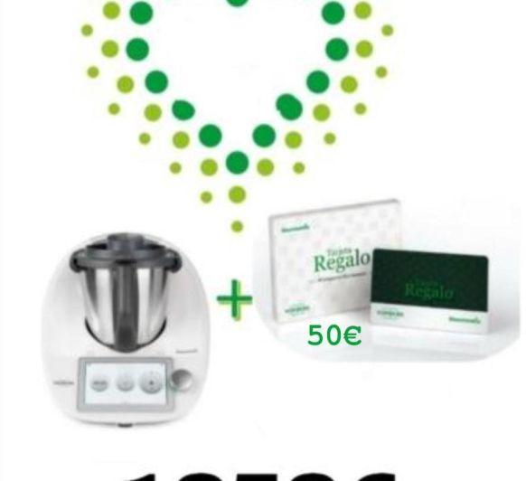 Elige tu regalo al comprar tu Thermomix® TM6