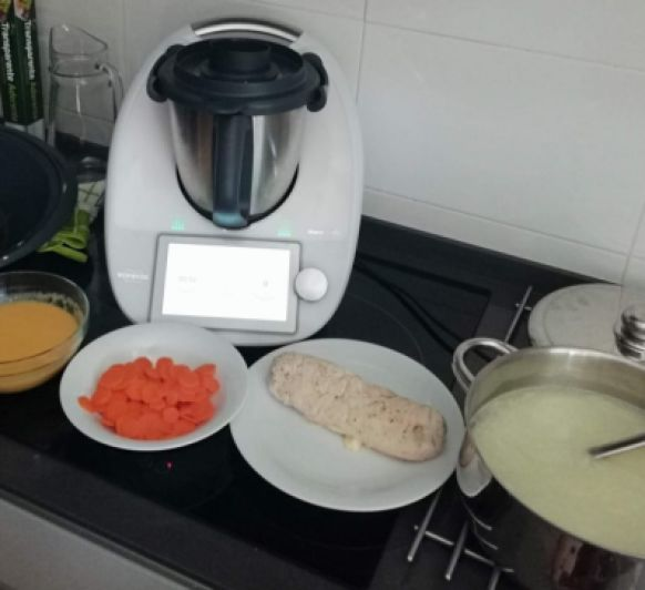 PUCHERO CON Thermomix®