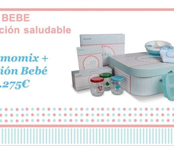 Edición Bebé: Alimentación saludable con Thermomix®