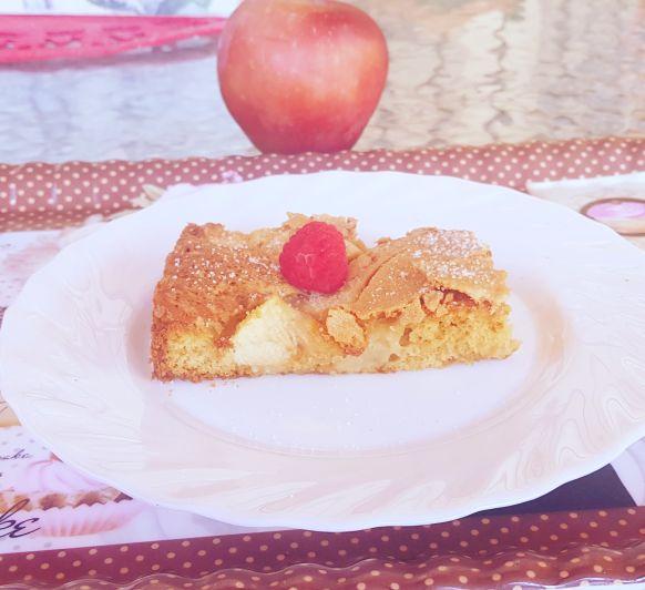Tarta de manzana :Delicia de manzana con Thermomix®
