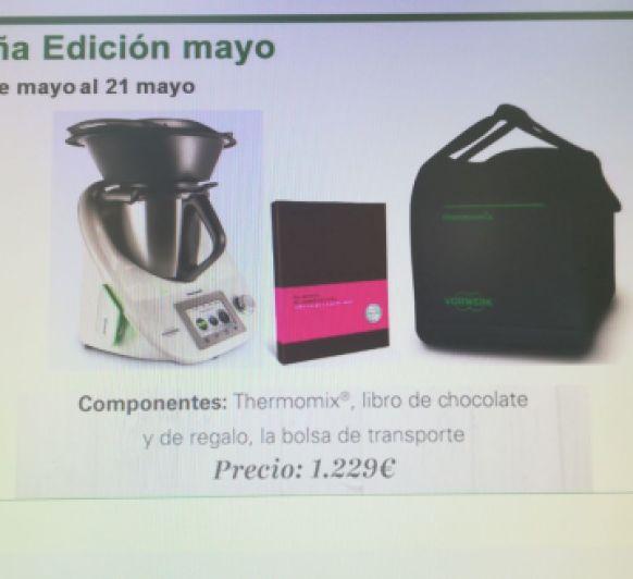 EDICIÓN MES DE MAYO Thermomix®