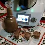 LICOR DE CHOCOLATE NEGRO CON Thermomix®
