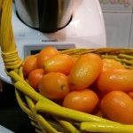 MERMELADA DE KUMQUATS CON Thermomix®