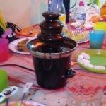 Cómo preparar el Chocolate de la fuente de chocolate con Thermomix® .