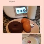 Natillas de donuts con Thermomix®